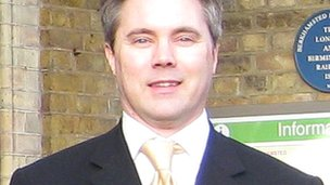 Christopher Townsend, Liberal Democrat candidate