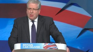 Patrick McLoughlin