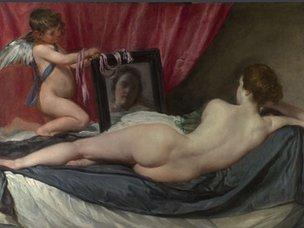 Rokeby Venus, Velazquez