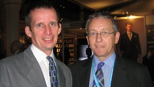Andrew Morgan and David D&#039;Orton Gibson