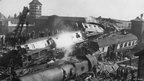 Harrow and Wealdstone rail crash of 1952