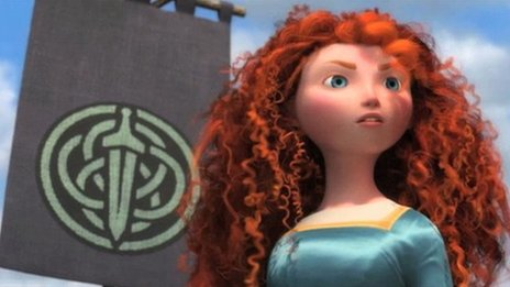 A scene from Brave (Pic: Disney/Pixar)