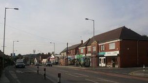 Shops in Maltby