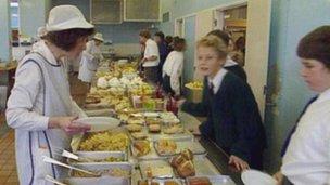 School canteen