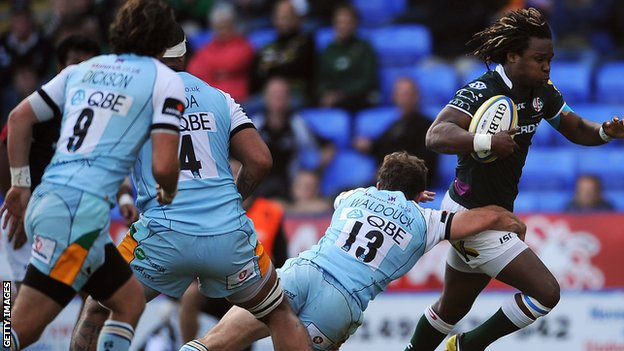 London Irish v Northampton Saints