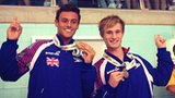 Tom Daley and Jack Laugher
