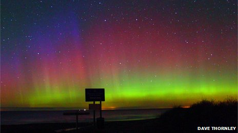 Northern Lights, Isle of Man