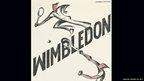 Wimbledon London Underground Poster
