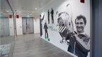 Brian Clough picture at St George&#039;s Park