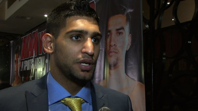Amir Khan reflects on Freddie Roach split
