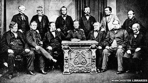 Early co-operative pioneers