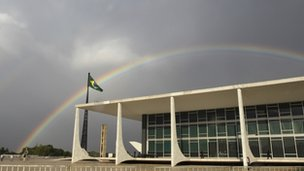 The Brazilian Supreme Court, in Brasilia