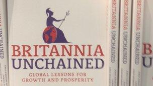Britannia Unchained book