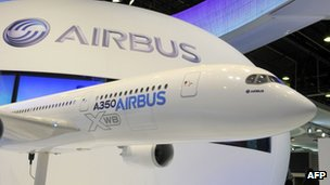 Airbus aircraft