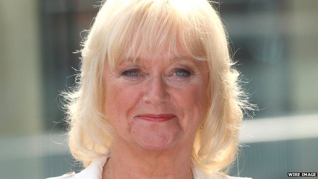 Judy Finnigan