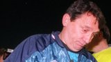 Graham Taylor during England's 1994 World Cup campaign