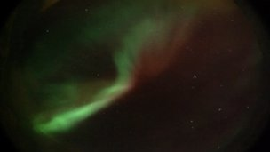 Northern Lights near Tromso