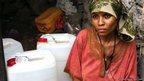 Woman from Yemen's al-Akhdam minority group