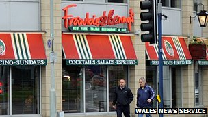 Frankie &amp; Benny&#039;s