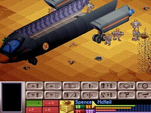 Screenshot from UFO: Enemy Unknown