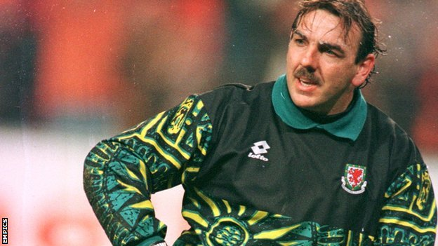 Legendary former Wales goalkeeper Neville Southall