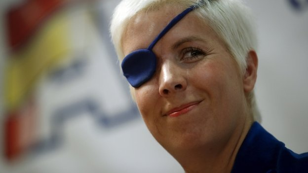 BBC Sport - Formula 1: Maria De Villota speaks about her testing crash