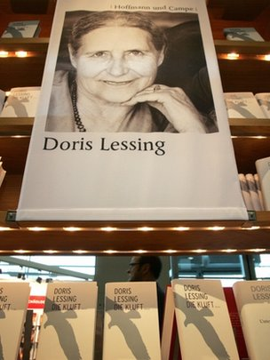Doris Lessing poster