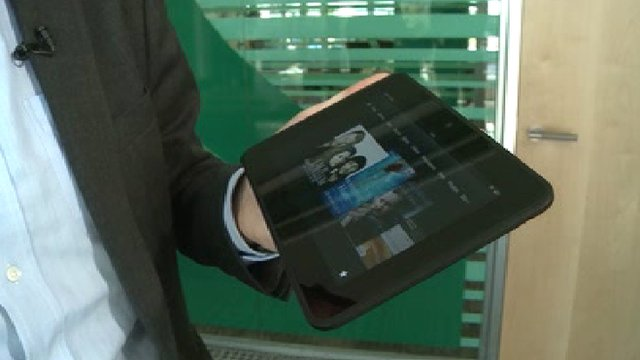 Amazon's Kindle Fire HD