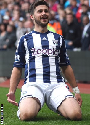 Shane Long has made an impressive start to the Premier League season