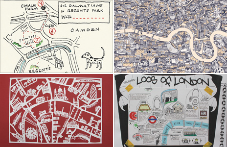 Maps from Londonist