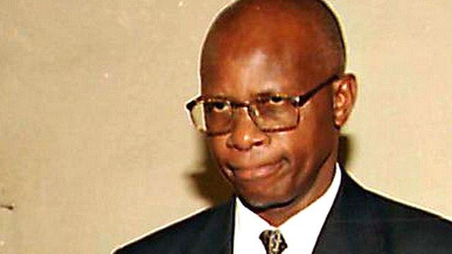 Zimbabwe's Justice Minister and ZANU PF negotiator Patrick Chinamasa