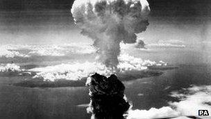 Bombardeio de Nagasaki