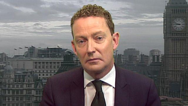 The energy minister, Greg Barker