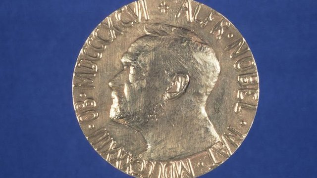 Norwegian Nobel Committee medal