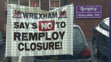 Wrexham Remploy factory