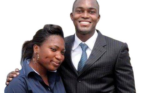 Olabisi Bokinni and Seun Adebiyi