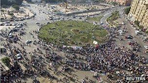 Tahrir Square. 12 Oct 2012