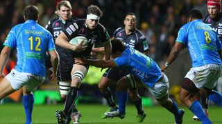 Ospreys' Ryan Jones