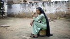 Mansi Midha took this picture of 13-year-old Shabnam, 13, who dropped out of school after her marriage last year. She will continue to live with her parents in a Rajasthan village, doing household chores, until she unites with her husband when she is 15.
