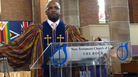 Bishop Jonathan Jackson