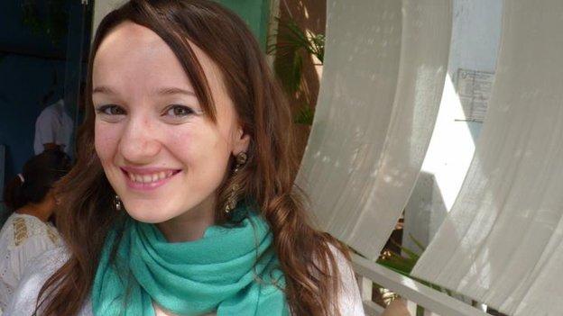 Elise, 30, from UK