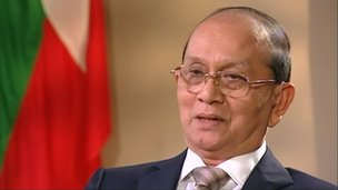President Thein Sein