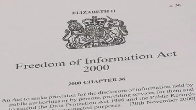 FOI ACT 2000
