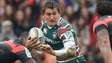 Toby Flood of Leicester