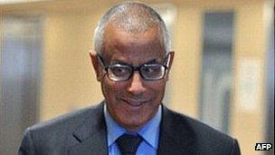 Libya's prime minister-elect Ali Zidan