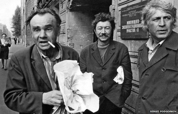 Sergei Podgorkov, Leningrad, 1980