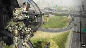 Battlefield 2: Complete Collection screen shot