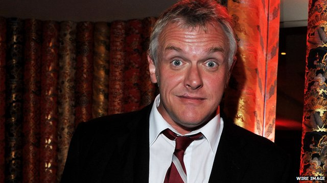 Greg Davies
