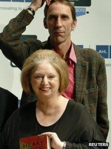 Hilary Mantel and Will Self