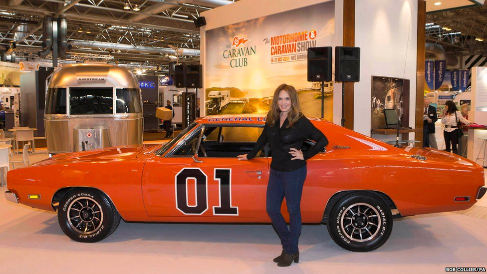 BBC News - Day in pictures: 16 October 2012  The Dukes Of Hazzard 2017 Car